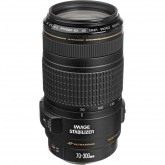 Canon Lens EF 70-300mm f/4-5.6 IS USM