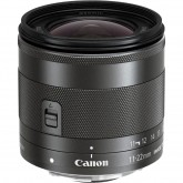 Canon Lens EF-M 11-22mm f/4-5.6 IS STM