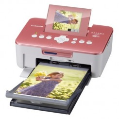 Canon Selphy CP900 Compact Photo Printer (PINK)