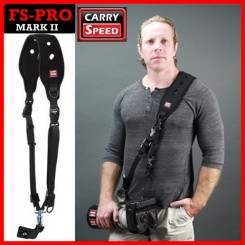Carry Speed New 2014 FS-PRO MARK-II DSLR Camera Sling Shoulder Strap