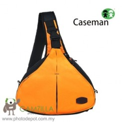 Caseman Camera Bag (C10-02) Orange
