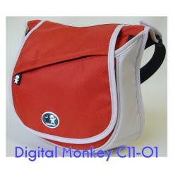 Caseman Digital Monkey Camera Bag C11-01 - RED