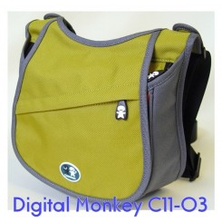 Caseman Digital Monkey Camera Bag C11-02 - Green
