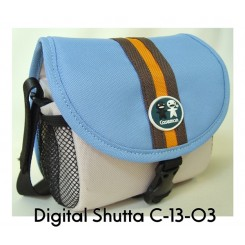 Caseman Digital Shutta Camera Bag C13-02 - Blue