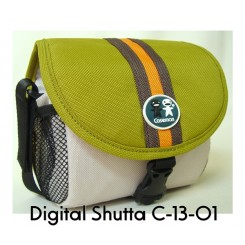 Caseman Digital Shutta Camera Bag C13-01 - Green