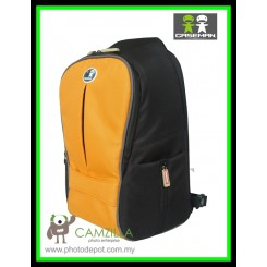 Caseman Foto Sling Pack Camera Touch Pad Sling Pack (CP03 Orange)