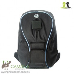 Caseman Molten Trekka -Camera/Notebook Back Pack Camera Bag (CP10-01)