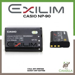 Casio NP-90 Lithium Ion Rechargeable Battery for EX-H10
