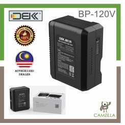 DBK MBP-120 V Mount Battery (7800mAH)