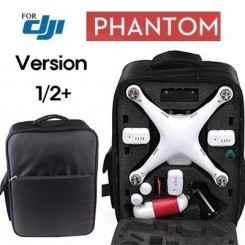 Backpack Bag Carrying Case For DJI Phantom 1 2 Vision FC40 QR X350, H3-3D GoPro#