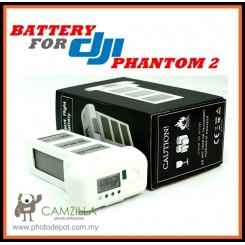 LCD Power Display Quadcopter Longer Flight Battery for DJI Phantom 2 & Phantom 2 Vision +