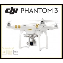 DJI Phantom 3 Professional vision 4K 12 Megapixel Photo HD Camera