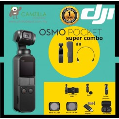 DJI OSMO POCKET SUPER COMBO SET