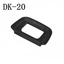 DK 20 BLACK RUBBER EYE CUP VIEWFINDER EYEPIECE EYECUP FOR NIKON D5200 D5100 D3200 D3100 D3000 D60 D40X D40 D50