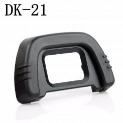 DK-21 BLACK RUBBER EYE CUP VIEWFINDER EYEPIECE EYECUP FOR NIKON D7000 D300 D90 D80 D600 D200 D100 D40 D50 D70S D610