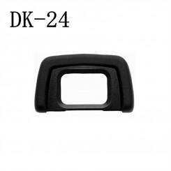 DK 24 BLACK RUBBER EYE CUP VIEWFINDER EYEPIECE EYECUP FOR NIKON D5000 D5100 D3000 D3100