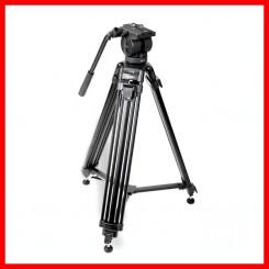 DIAT A193M+KS10 Professional Heavy Duty Video Camcorder Video Tripod