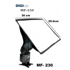 DiGi Eye MF-230 - Universal speedlite softbox - Suitable for all speedlites