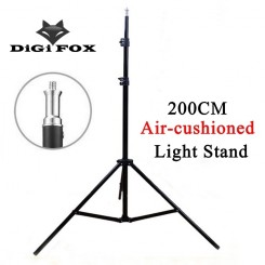 DigiFox 200cm Air-cushioned Light Stand Tripod For Flash Light Photo Studio Lighting