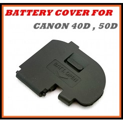 Battery Door Cover Lid Cap Replacement Part Canon 40D 50D Digital Camera Repair
