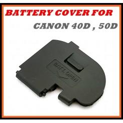 Battery Door Cover Lid Cap Replacement Part Canon 40D 50D Digital Camera Repair