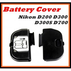 Battery Door Cover Lid Cap Replacement Part D200 D300 D700 D300S Fuji S5 Digital Camera Repair