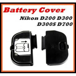 Battery Door Cover Lid Cap Replacement Part D200 D300 D700 D300S Fuji S5 Digital Camera Repair