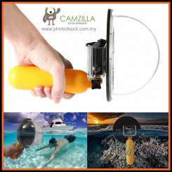 Diving Camera Lens Dome Port Lens Underwater Housing Cover for Gopro Hero 3/3+/4