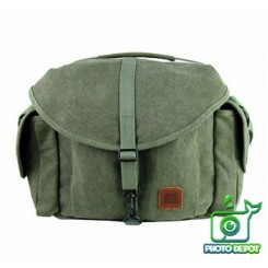 Driftwood 7600 Camera Camcorder Shoulder Bag 【Army Green】
