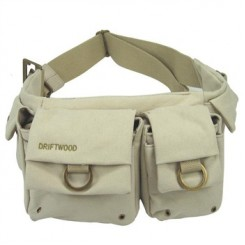 Driftwood 7620 camera bag (cream-color)