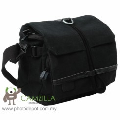 DRIFTWOOD 7633 DSLR CAMERA MESSENGER BAG For Canon Nikon Sony