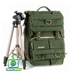 Driftwood 7610 Camera Bag bagpack Army Green (alike N. Geographic)