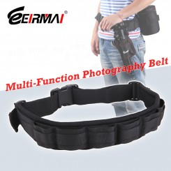 EIRMAI Professional Multi-Function Photography Belt , Annex Hang Lens Barrel Bag