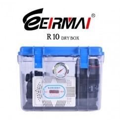 EIRMAI R10 waterproof seal dry box for dslr camera - Blue