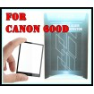 FOTGA Clear Optical Glass Mirror LCD Screen Protector for Canon 600D