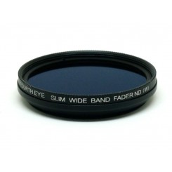 FOURTH EYE 82mm Slim Fader Neutral Density ND Filter Variable Adjustable ND2 to ND400 Variable Filter