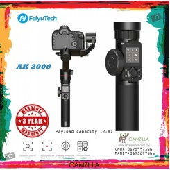 FEIYU AK4000 3-AXIS GIMBAL STABILIZED Max Load 4kg