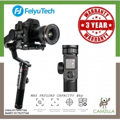 FEIYU AK2000 3 AXIS GIMBAL STABILIZED MAX PAYLOAD CAPACITY  2.8KG