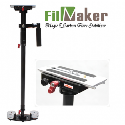 FilmMaker Pro-Z Carbon Fibre Stabilizer Steadicam  for Video Camera & DLSR