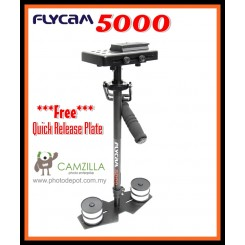 Flycam 5000 Stabilizer Steadycam Free Quick Release Plate