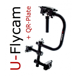 U-Flycam With Quick Release Plate Free Carry Bag