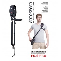Foto Speed New 2014 FS-2 PRO DSLR Camera Sling Shoulder Strap