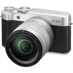 Fujifilm X-A10 Mirrorless Digital Camera