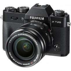 FUJIFILM X-T20 Digital Mirrorless Camera