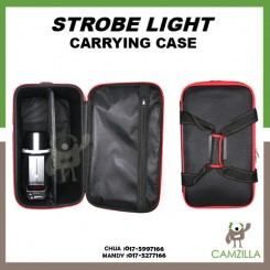 Carrying Case Suitable for Strobe Lights