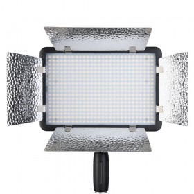 Godox LED500LR 500 LED Video Light 5600K White Version With Reflector & Remote