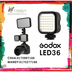 GODOX LED VIDEO LIGHT LED 36
