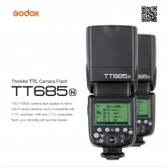 GODOX TT685N- TTL 2.4GHz Speedlight