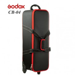 Godox CB-04 photography kit carry bag, camera bag, lights kit suitcase.