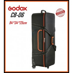 Godox CB-06 Studio Lighting Carry Bag Trolley Studio Light Stand Case